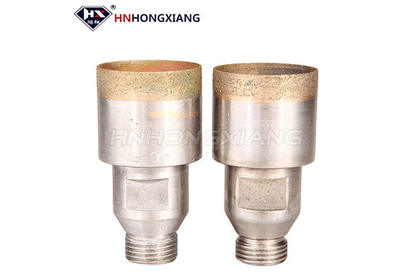 Thread Shank Diamond Drill Bit