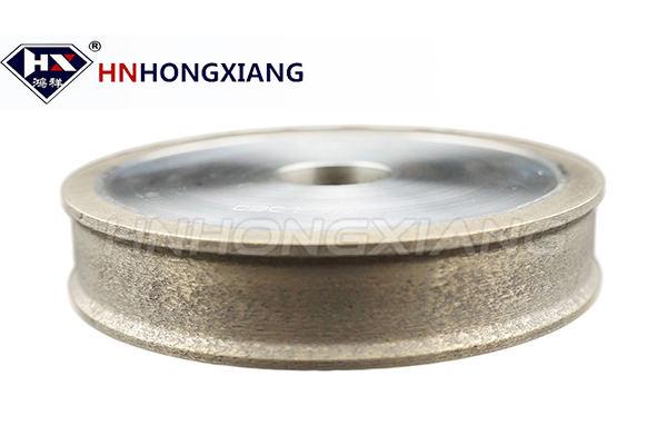 Trapezoidal Edge Diamond Wheels (FA)