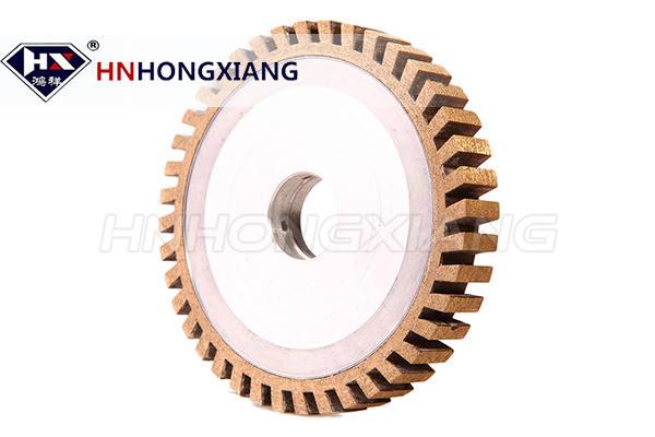 Peripheral Segmented Diamond Wheels