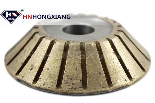 45 Degree Segmented Diamond Wheels
