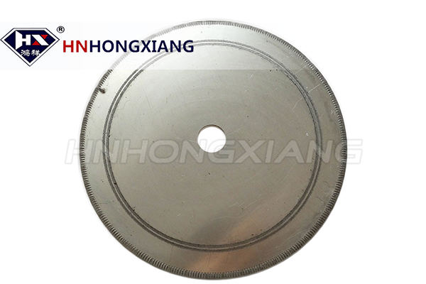 thin electroplate diamond blade