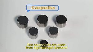 polycrystalline diamond composite