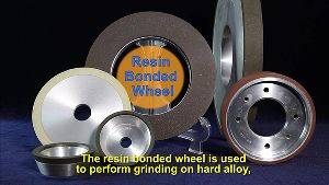 resin bonded wheel