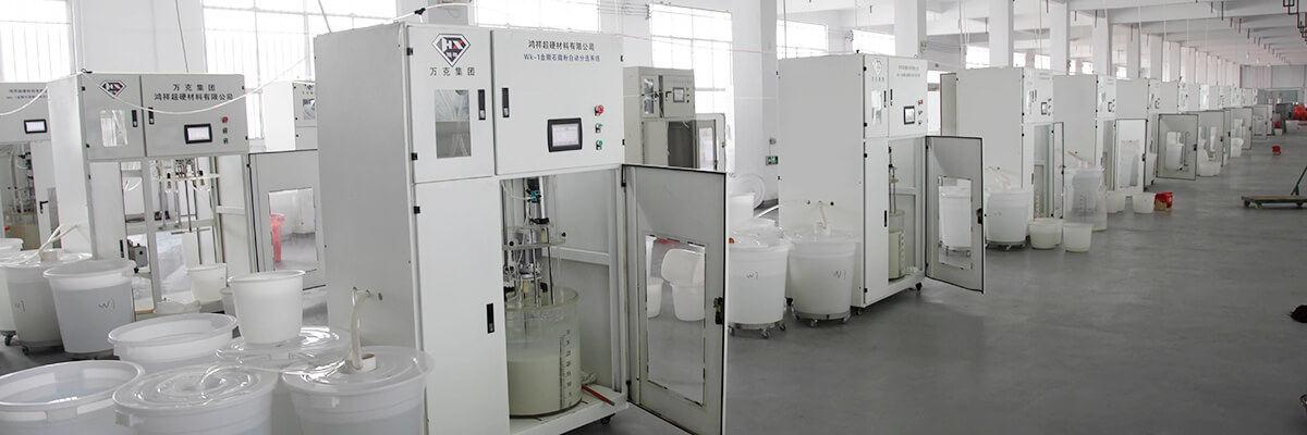 HNHONGXIANG Synthetic diamond workshop