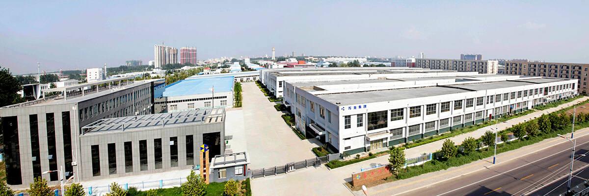 HONGXIANG Factory Workshop