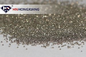 Titanium coated synthetic diamond