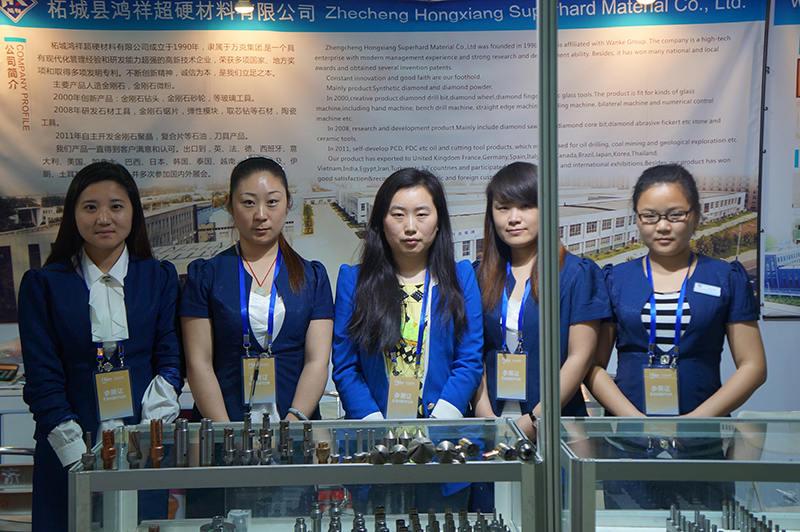 2014 Shanghai Glass Exhibition